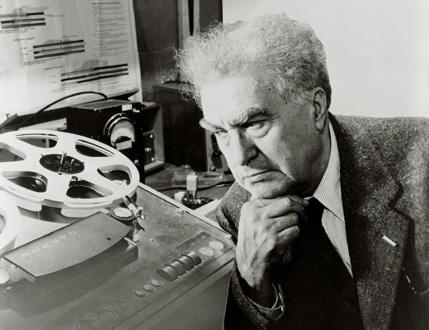 le compositeur français d'origine italienne émigré au USA Edgar Varèse
