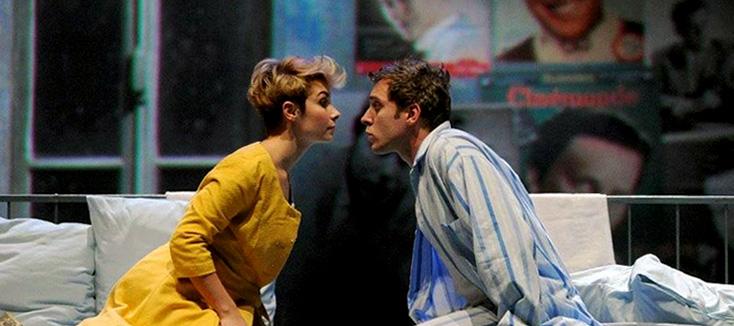 Frédéric Desmesure photographie Les enfants terribles, opéra de Philip Glass