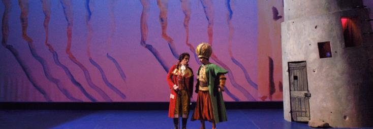reprise à Rouen de L'Enlèvement (Mozart) aixois de Makéieff-Deschamps
