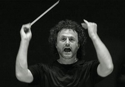 le chef d'orchestre Fabrice Bollon joue Boulez à Saint-Étienne