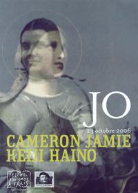 JO, vidéo de Cameron Jamie et musique de Haino Keiji