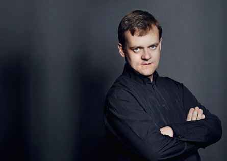 Le violoniste Frank Peter Zimmermann