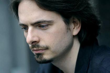le pianiste français d'origine polonaise Frédéric Vaysse-Knitter