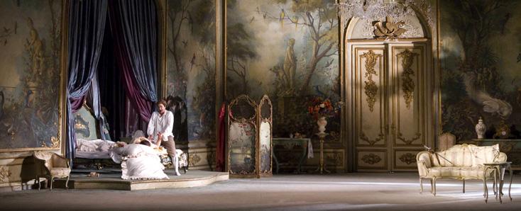 Der Rosenkavalier, opéra de Richard Strauss au Grand Théâtre de Genève