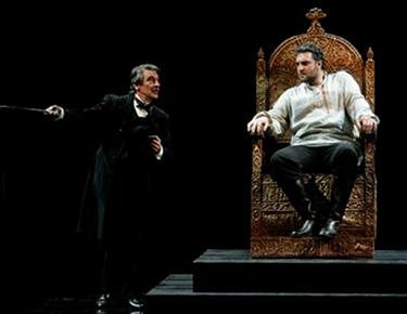 Boris Godounov, opéra de Moussorgski, au Capitole de Toulouse