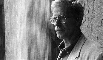 le compositeur britannique Jonathan Harvey