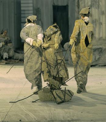 Charles Duprat photographie Am Anfang de Widmann à l'Opéra Bastille