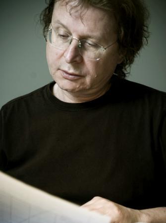 le compositeur Tristan Murail par Elisabeth Schneider