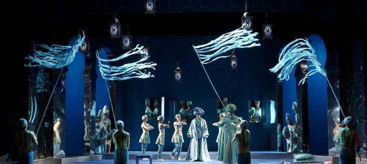 Emilio Sagi met en scène L'Italiana in Algeri (Rossini) à l'Opéra de Lausanne