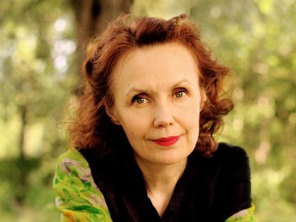 La compositrice finlandaise Kaija Saarihao par Maarit Kytöharju