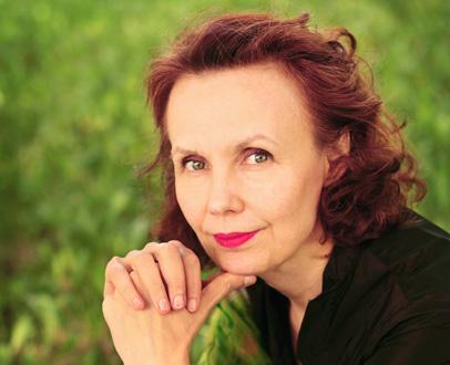 la compositrice finlandaise Kaija Saariaho