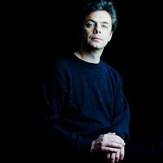 le compositeur allemand Hanspeter Kyburz