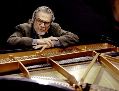 le pianiste Leon Fleisher aux rencontres ProQuartet de Fontainebleau