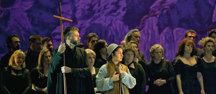 Une rareté de Donizetti à Toulon : Linda di Chamouni
