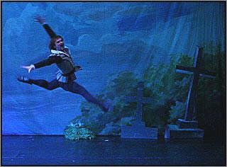 Giselle, par la troupe du Ballet National de Kiev