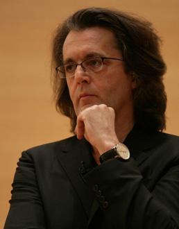 un après-midi avec Pascal Dusapin et les musiques d'Ashley, Feldman et Glass