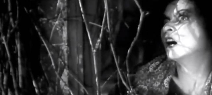 La chute de la maison Usher, film de Jean Epstein et musique d'Art Zoyd