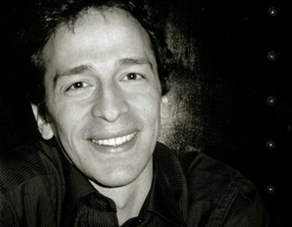 le compositeur Marco-Antonio Pérez-Ramirez par Bertrand Bolognesi