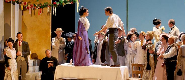 Mireille, opéra de Charles Gounod