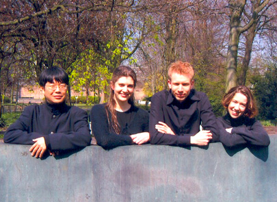 le jeune ensemble baroque Opera Quarta