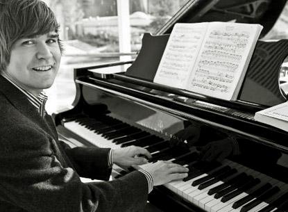 Le pianiste finlandais Paavali Jumppanen