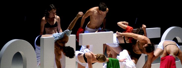 Pan, création de l'opéra de Marc Monnet à Strasbourg