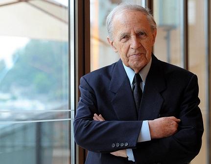 Pierre Boulez en 2011 ; il fut une rencontre essentielle de Pascal Gallois