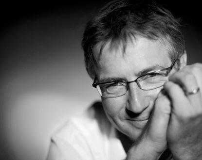 le chef Paul Goodwin photographié par Ben Aalovega