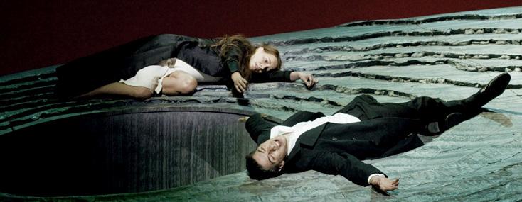 Pelléas et Mélisande de Debussy par Stéphane Braunschweig à l'Opéra Comique