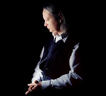 Le compositeur Philippe Manoury