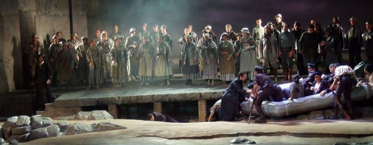 Stephen Medcalf met en scène Il Pirata (Bellini) à l'Opéra de Marseille