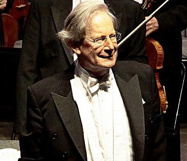 John Eliot Gardiner dirige le London Symphony Orchestra au Festival Berlioz
