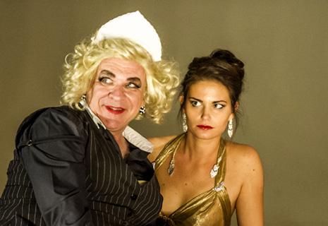 L'incoronazione di Poppea (Monteverdi) au Festival d'Innsbruck 2012