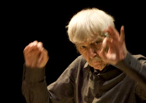le chef Reinbert de Leeuw joue Nono, Dallapiccola et Schönberg à Cologne