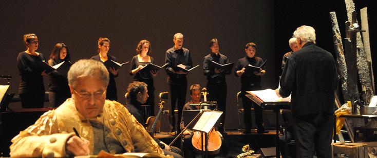 Les rêveries, nouvelle pièces de Philippe Hersant, créée à Lyon