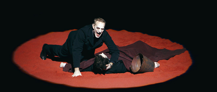 Richard III, opéra de Battistelli d'après Shakespeare, à Genève