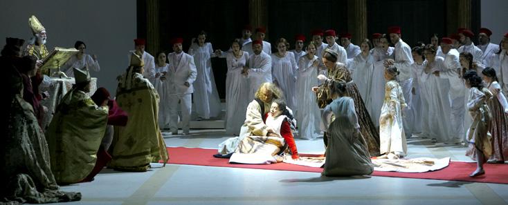 Roméo et Juliette au Théâtre de Beaulieu (Lausanne)