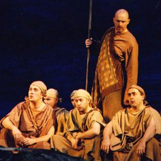 Curlew River et Das Lied von der Erde, mis en scène par Yoshi Oïda
