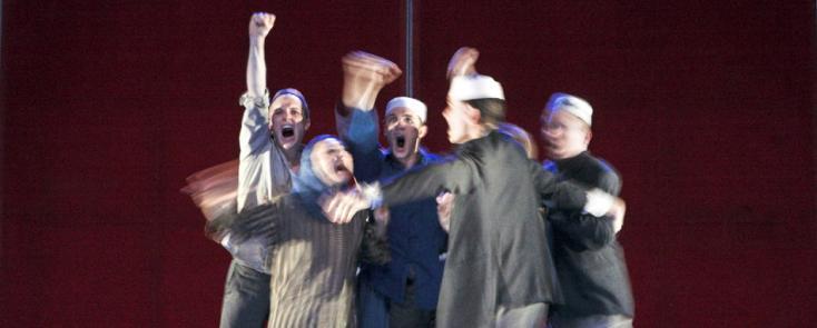 à Nanterre, création mondiale de l'opéra de Thierry Pécou : Les sacrifiées