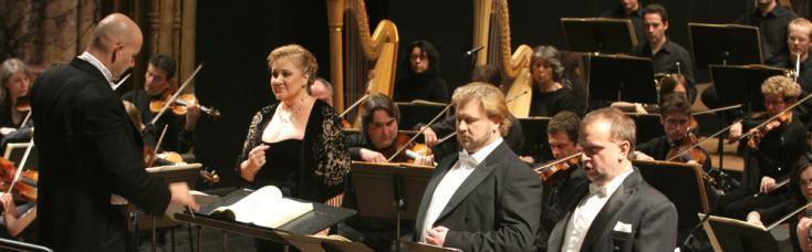 à l'Opéra de Marseille, Emmanuel Vuillaume joue Samson et Dalila de Saint-Saëns