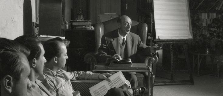 la musique d'Arnold Schönberg mise à l'honneur par les concerts de Radio France