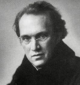 le compositeur allemand Franz Schreker