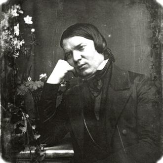 le compositeur Robert Schumann, un romantique fêté par l'Atelier lyrique