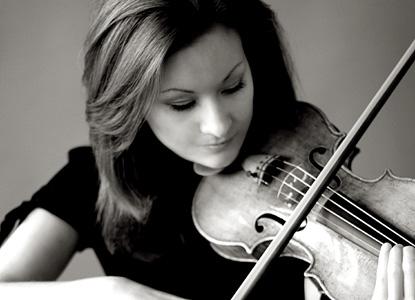 la jeune violoniste munichoise Arabella Steinbacher