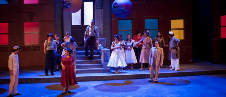 Street Scene de Kurt Weill à l'Opéra de Toulon : on aime !