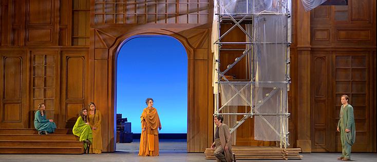 La Didone, opéra de Francesco Cavalli, au Théâtre des Champs-Élysées