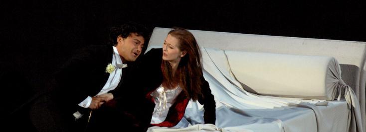 Une nouvelle Traviata (Verdi) aux Chorégies d'oranges (2009)