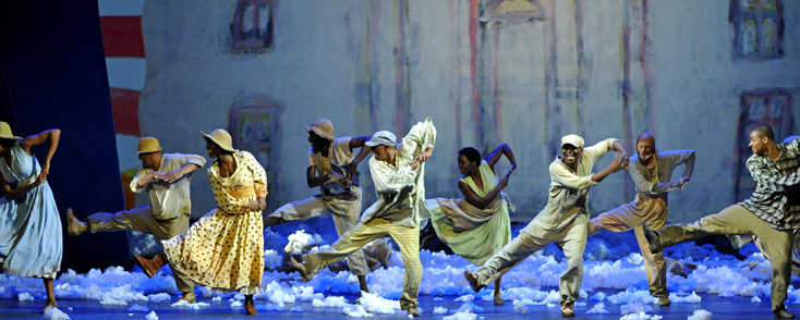 Treemonisha, opéra de Scott Joplin au Théâtre du Châtelet (Paris)