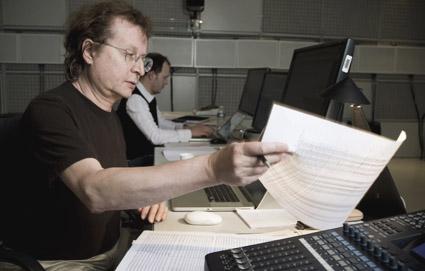 Tristan Murail, dont sont créées les Sept Paroles par l'IRCAM ce 12 juin 2010