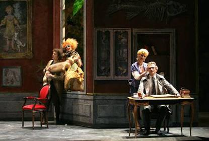 La grotta di Trofonio, rareté de Salieri à l'Opéra de Lausanne